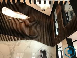 Kantoorinrichting interieurbouw Stabilo