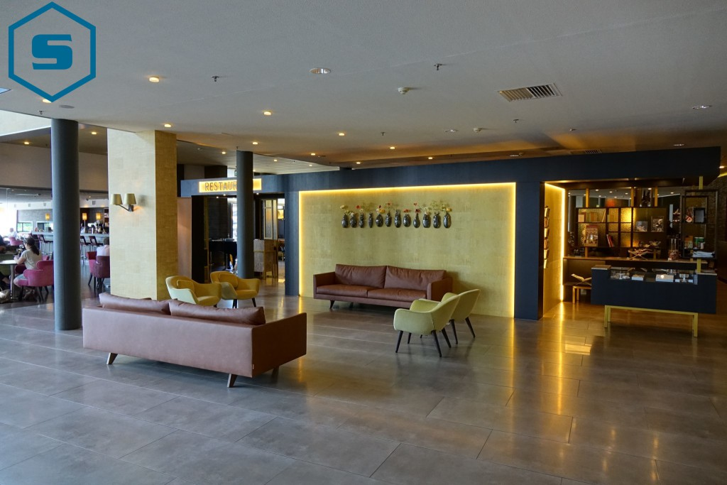 Van der Valk Ridderkerk lobby