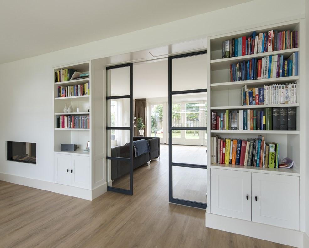 Stabilo Interieurbouw - Ideeën voor een modern woonkamer interieur