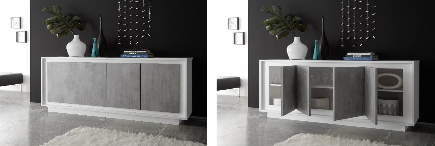modern dressoir woonkamer
