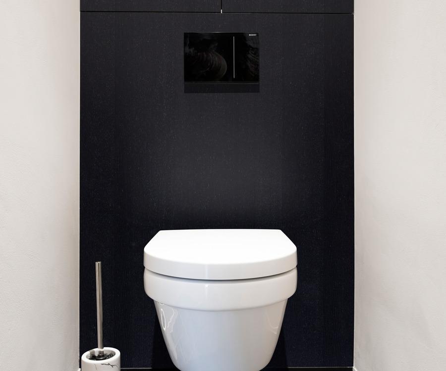 raven oak toilet