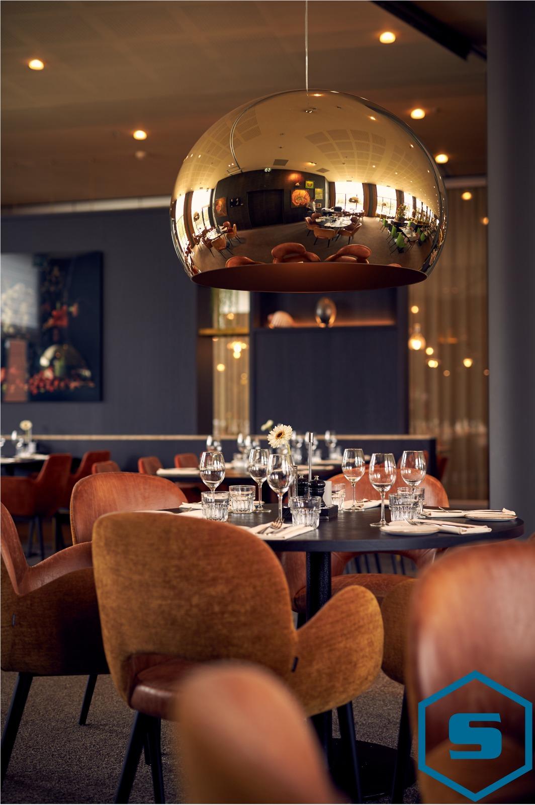 Is het interieur van uw restaurant al Instagramwaardig?